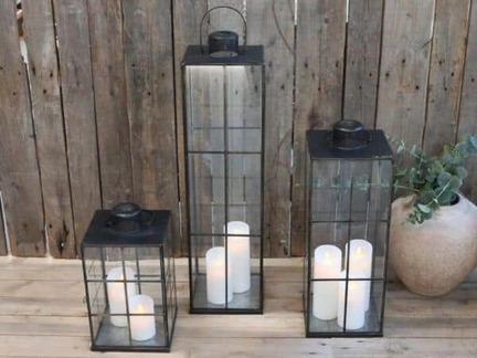 Lanterner med gitter fra Chis Antique