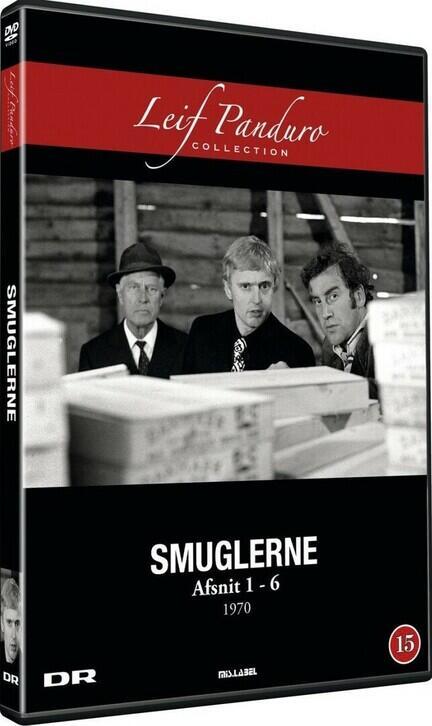 Smuglerne DVD Film, Leif Panduro