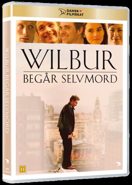 Wilbur begår selvmord, DVD, Dansk Filmskat