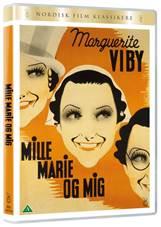 Mille, Marie og mig, DVD, Film, Movie
