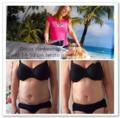før-efter-en-90 minutters Detox slanke-wrap behandling