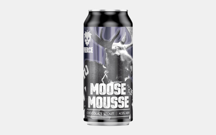 Moose Mousse - Chocolate Stout fra Fierce Beer | Beer Me