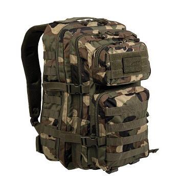 Mil-tec - US Assault Pack Large (Woodland)