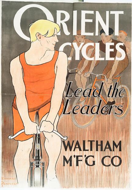 fotomester plakat cykel