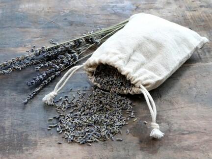Fleur tørret Lavendel potpourri 50g fra Chic Antique