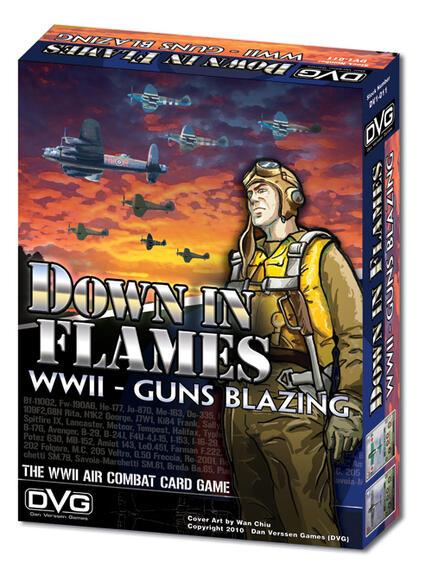 Down In Flames Guns Blazing