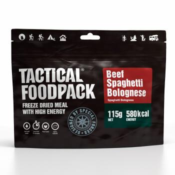 Tactical Foodpack - Beef Spaghetti Bolognese
