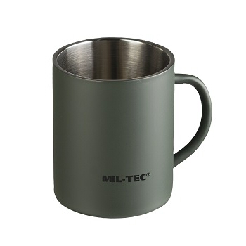 Mil-tec - Termokrus 450 ml. (Oliven)