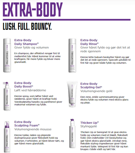Extra-Body Daily Boost®