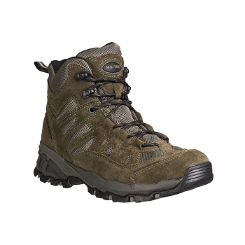 Mil-tec - Squad Boots 5 Tommer (Oliven)