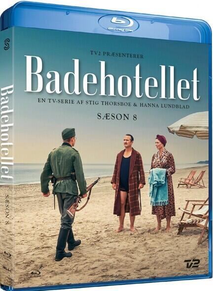 Badehotellet, TV Serie, Movie, Bluray