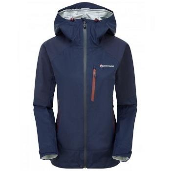 Montane - Fem Ajax Jacket (Antarctic Blue)