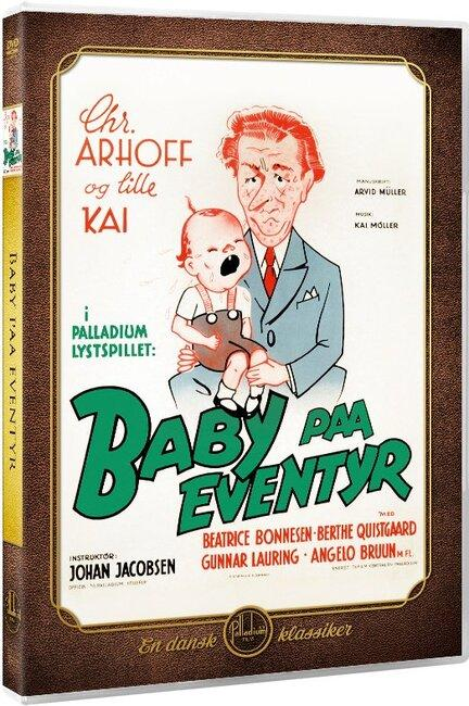Baby på eventyr, DVD Film, Palladium