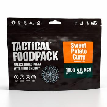 Tactical Foodpack - Sweet Potato Curry