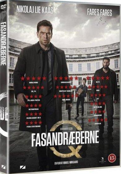 Fasandræberne, DVD, Jussi Adler-Olsen, Afdeling Q,