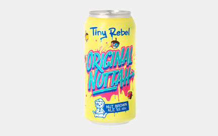 Original Nuttah - Brown Ale fra Tiny Rebel