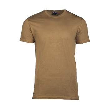 Mil-tec - US Style T-shirt (Coyote)