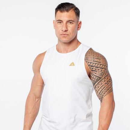 Stony Sportswear, Deadlift, Boxer shirts Origin Hvid