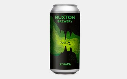 Lupulus X Riwaka - IPA fra Buxton