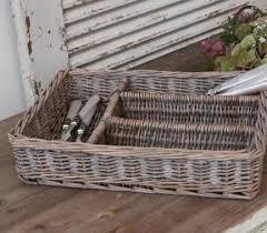Fransk bestikbakke i flet, fra Chic Antique