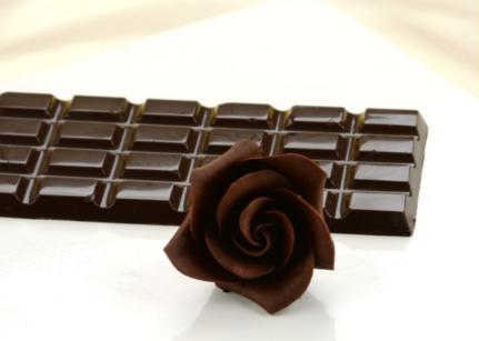 din-kage.dk Modellerings chokolade mørk 600g