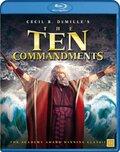 De Ti Bud, The Ten Commandments, Bluray