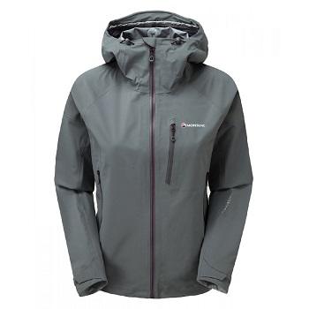 Montane - Fem Fleet Jacket (Stratus Grey)