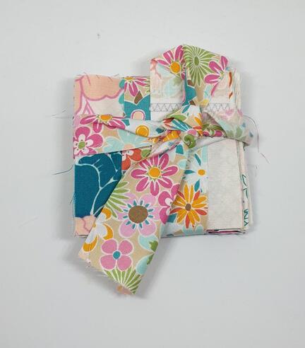 Mini charmpack patchwork precuts