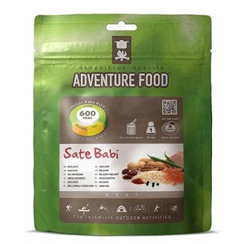 Adventure Food - Sate Babi