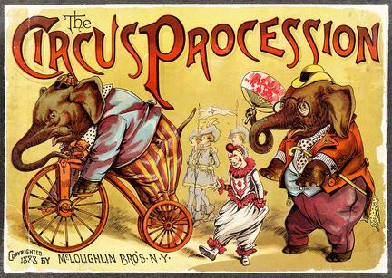 fotomester circus cirkus plakat