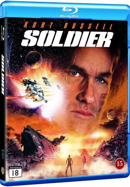 Soldier, Bluray