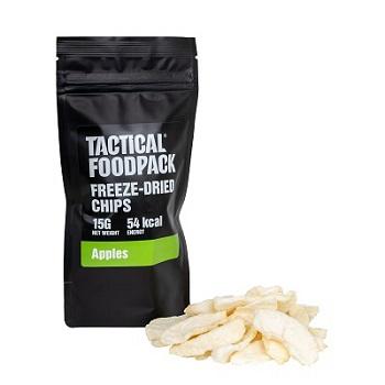 Tactical Foodpack Frysetørret Æblechips