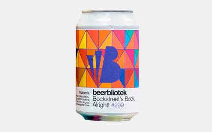Bockstreet's Bock, Alright - Bock fra Beerbliotek