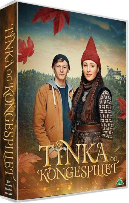Tinka, Tinka og Kongespillet, Julekalender, DVD