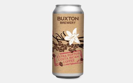 Costa Rican Coffee Extra Porter - Porter fra Buxton