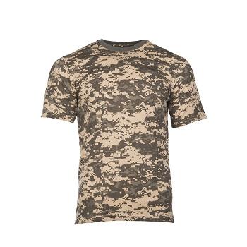 Mil-tec - Camo T-shirt (AT-digital)