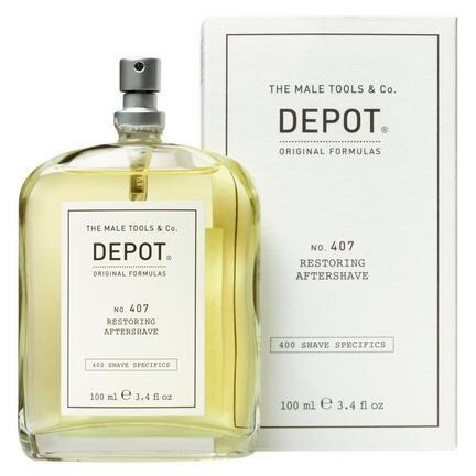 Depot No. 407 Restoring Aftershave 100 ml