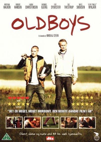 Oldboys, DVD, Movie