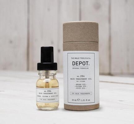 Depot No. 204 Hair Treatment Oil 30 ml.