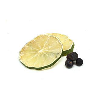 Lime og enebær