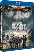 Abernes Planet, Dawn of the Planet of the Apes, Revolutionen, Bluray, Movie