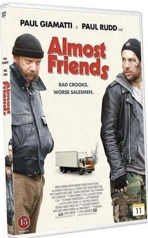Almost Friends, DVD