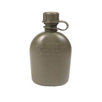 Mil-tec - Feltflaske 0,95 L (Oliven)