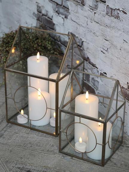LED lys fra Chic Antique