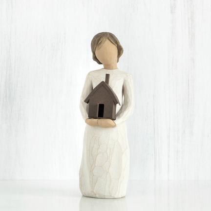 mit hjem er dit hjem. willow tree