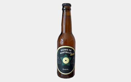 Picnic på Kastellet - Pilsner fra Kasper Brew Co
