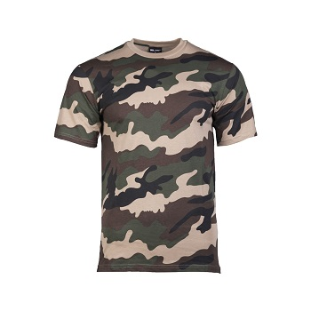 Mil-tec - Camo T-shirt (CCE)