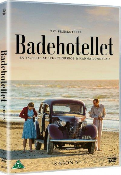 Badehotellet, TV Serie, DVD