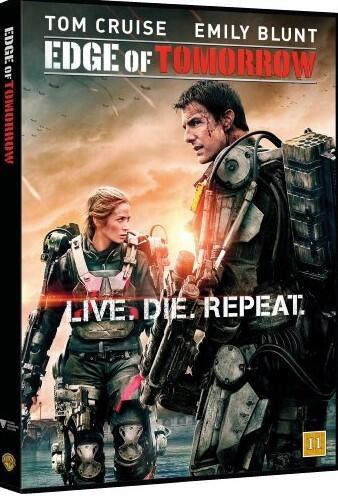 Edge of tomorrow, DVD