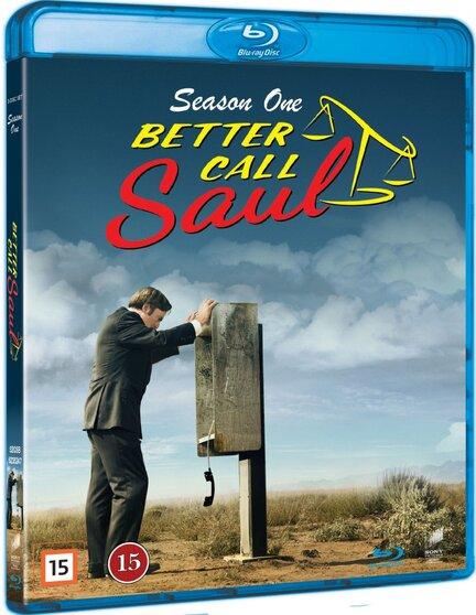 Better Call Saul, Blu-Ray